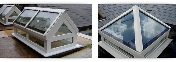 Youghal Glass Roof Windows