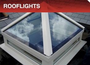 Youghal Glass Rooflights