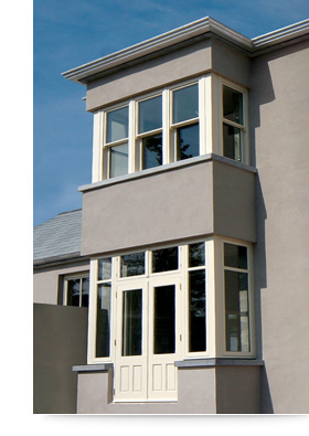 Youghal Glass Timber Frame Windows and Doors