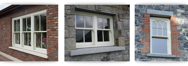 Sliding Sash Windows from Youghal Glass