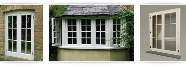 Youghal Glass Timber Casement Window