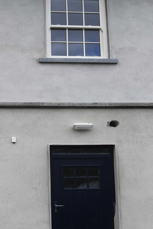 Aluclad Casement Corner Windows Youghal Glass