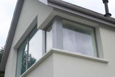 Aluclad Doors & Corner Windows