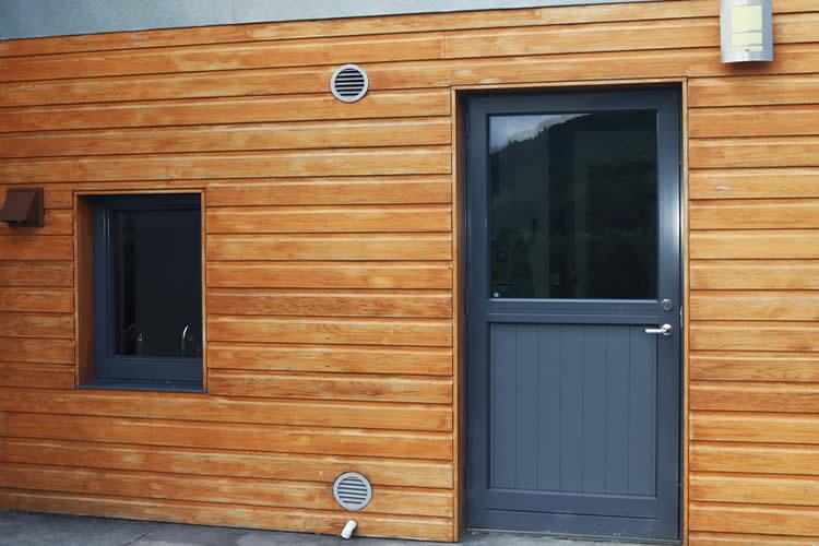 Aluclad Entrance Doors