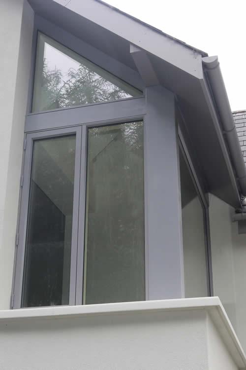 Aluclad Panoramic Doors & Corner Windows Youghal Glass