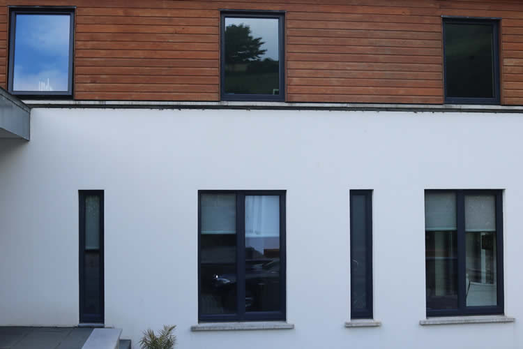 Aluclad Panoramic Doors Youghal Glass