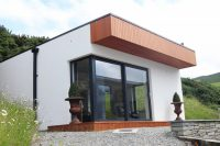 Aluclad Panoramic Windows Youghal Glass