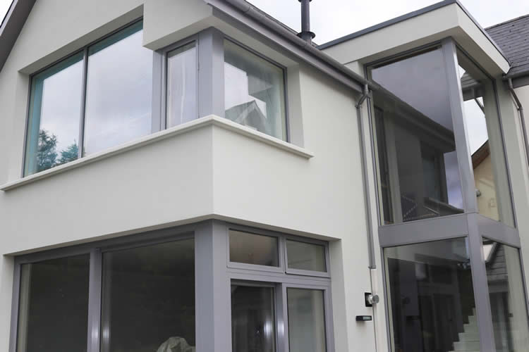 Aluclad Sliding Doors Corner Windows Marina Village