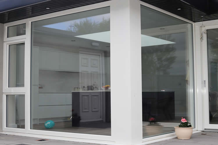 Aluclad Sliding Doors Installation Project Youghal Glass