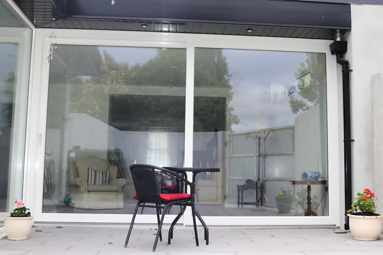 Aluclad Windows Installation Project Youghal Glass
