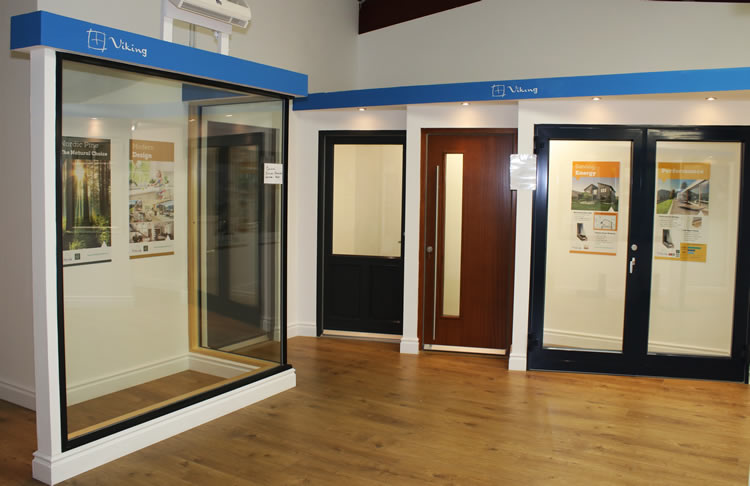 Youghal Glass Windows & Doors Suppliers Showroom