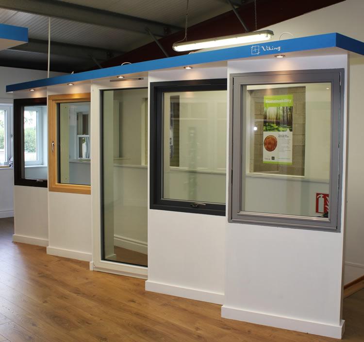 Youghal Glass Windows & Doors Suppliers Showroom