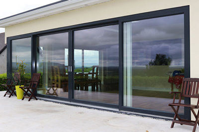 Timber and Aluclad Entrance Doors